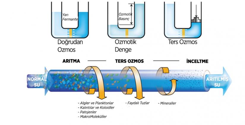 Reverse osmosis nedir