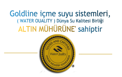 Goldline içme suyu sistemleri nedir