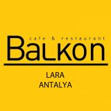 Balkon cafe lara